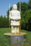 Kun szobor-01-150