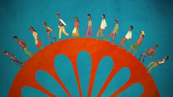 Cigánymesék animációs rajzfilm sorozat kortárs roma művészek tolmácsolásában