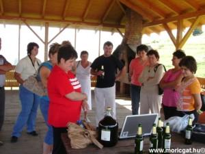 Gyergyószárhegyi napok 2009 (Fotó: Bozó Sándorné)