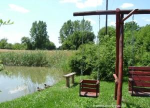 Pista bácsi pihenőparkja (Fotó: Bozó Sándorné)