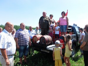 Arató ünnepség 2015 (Fotó: Bozó Sándorné)