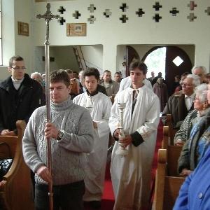 2009.10.25. - Templom 50. évfordulója