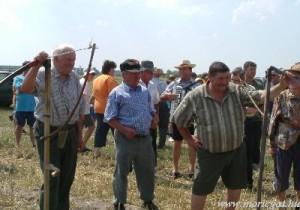 Aratóünnepi összejövetel (Fotó: Bozó Sándorné)