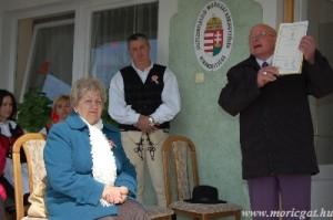 Len Emil állampolgársági esküje  (Fotó: Vajda Piroska)